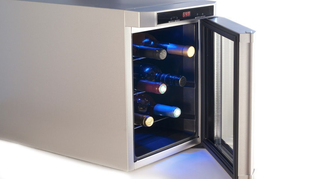 Creative wine storage solutions for modestly sized spaces for Creative small space storage solutions