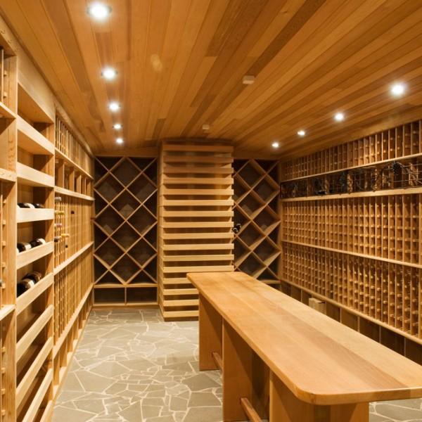 Bespoke Wine Cellar