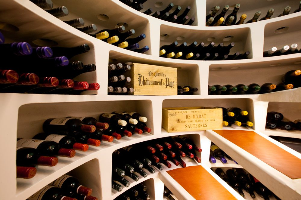 Hire Experts to Build Top-Notch Wine Cellar Racks!