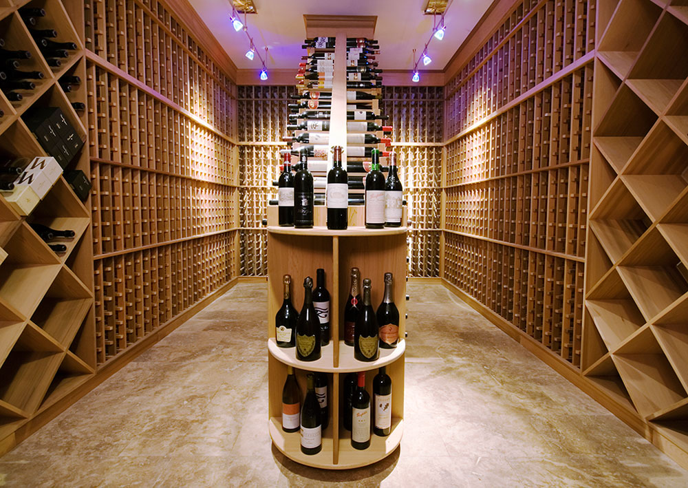 Build Superior Wine Cellar Racks at Low Costs!