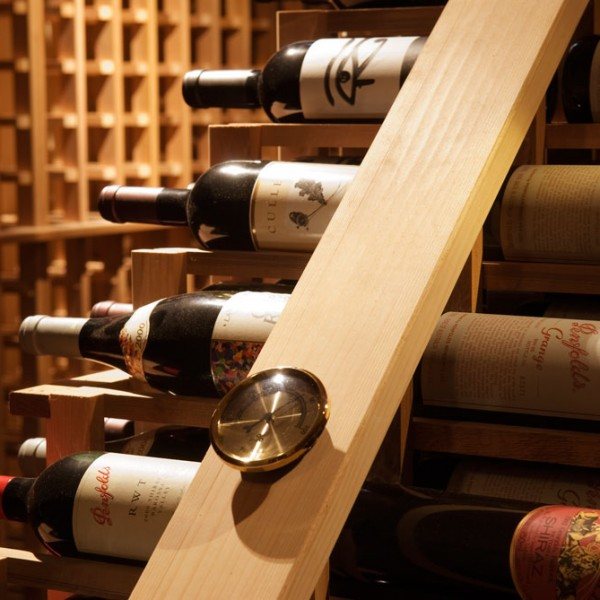 Wine Cellar Thermometer