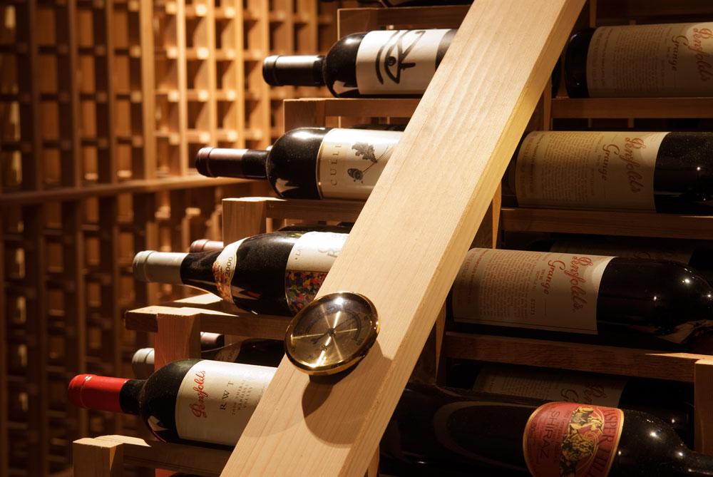Bespoke Wine Cellars - Wine Cellar Thermometer