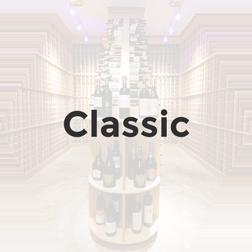 Classic wine cellars