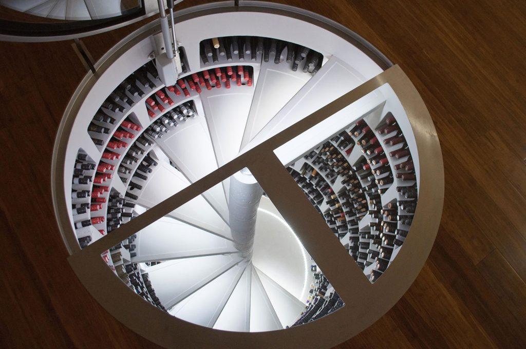 Spiral Cellar