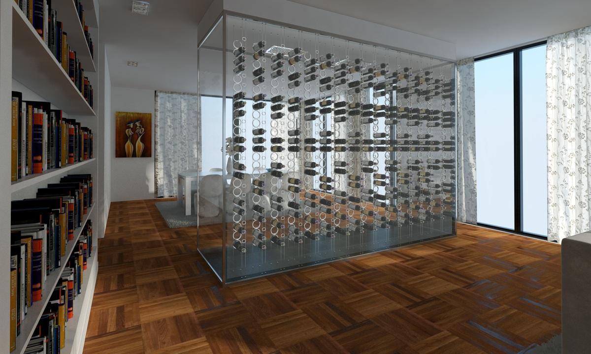 Custom Built Wine Cellars