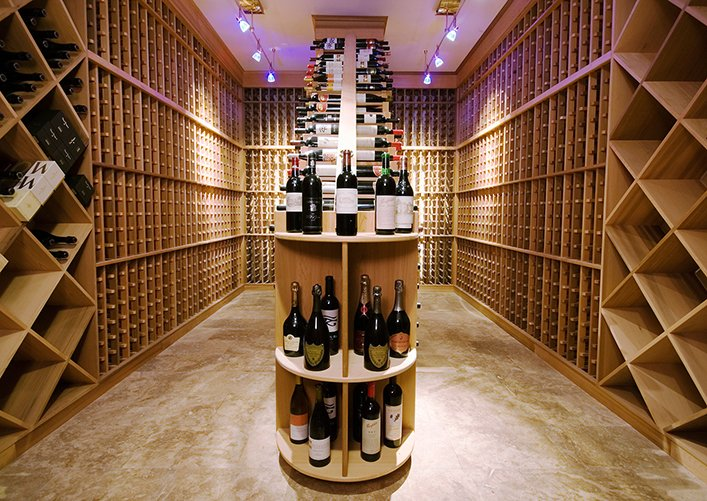 Wine Storage Solutions