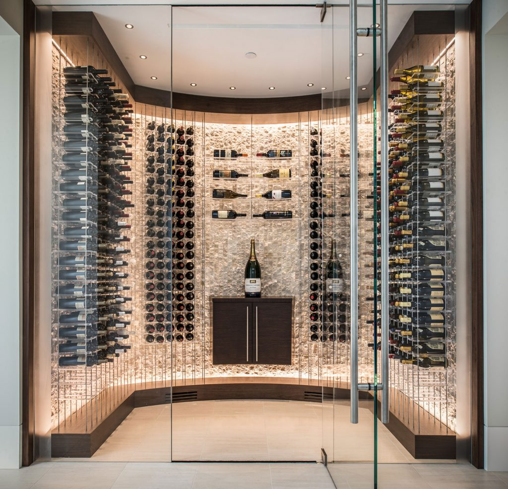 Custom Wine Cellar Gallery Signature Cellars
