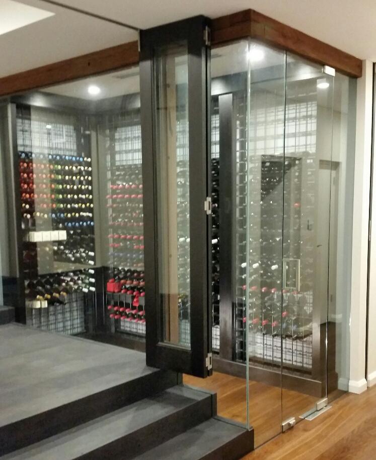 Modern Wine Cellars