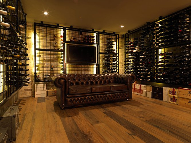 Best Modern & Contemporary Wine Cellars Design At Low Cost | Hire Now