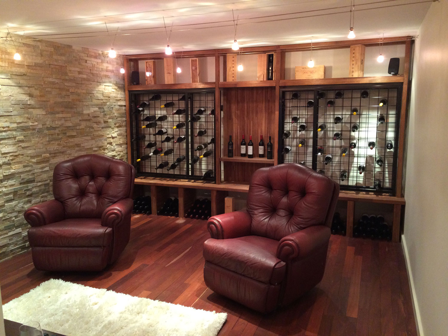Wine Cellars racks