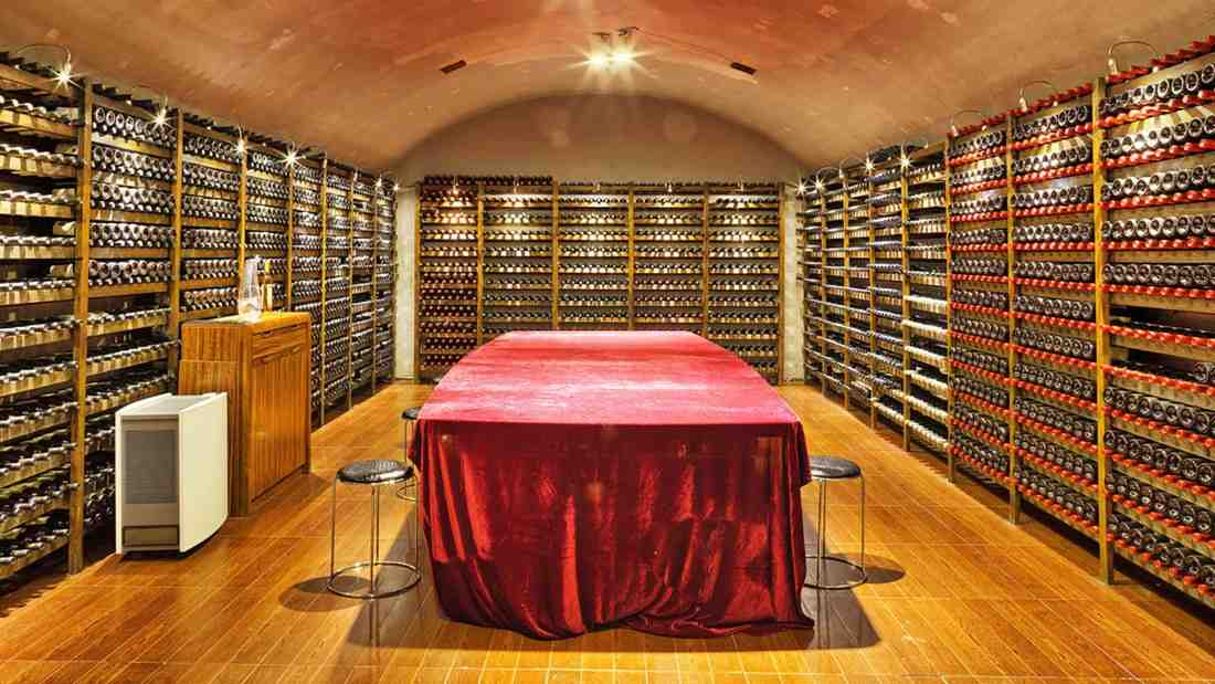 Image result for Wine Cellars In Luxury Homes