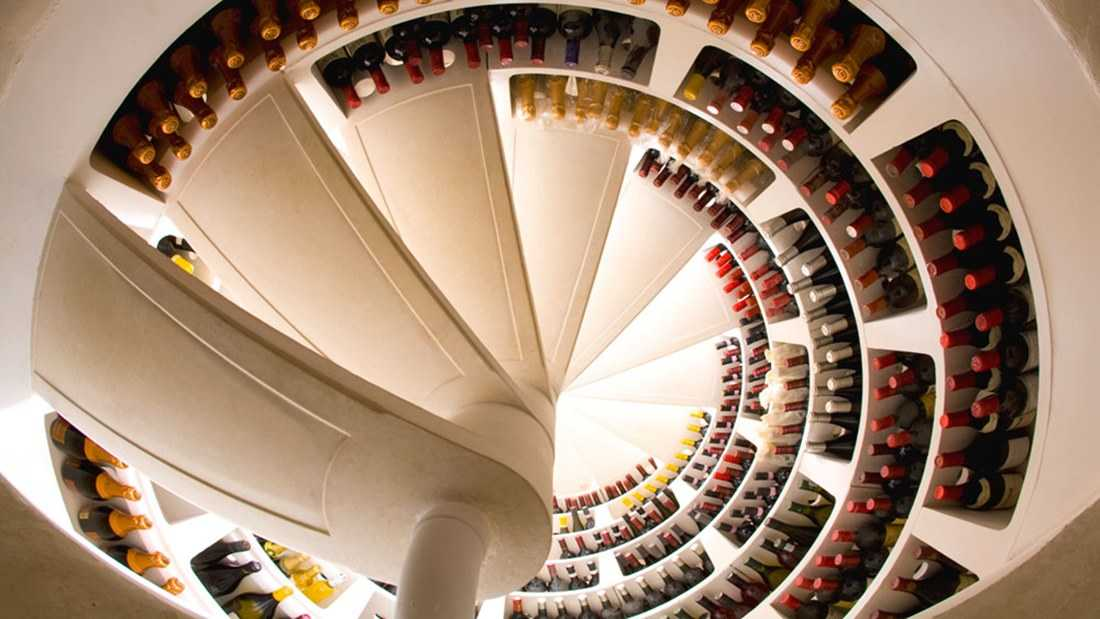 5 reasons to install a spiral wine cellar for Spiral wine cellar cost