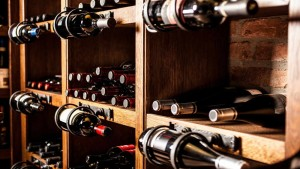 minimum height for wine cellars