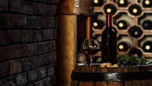 Ideal humidity for wine storage