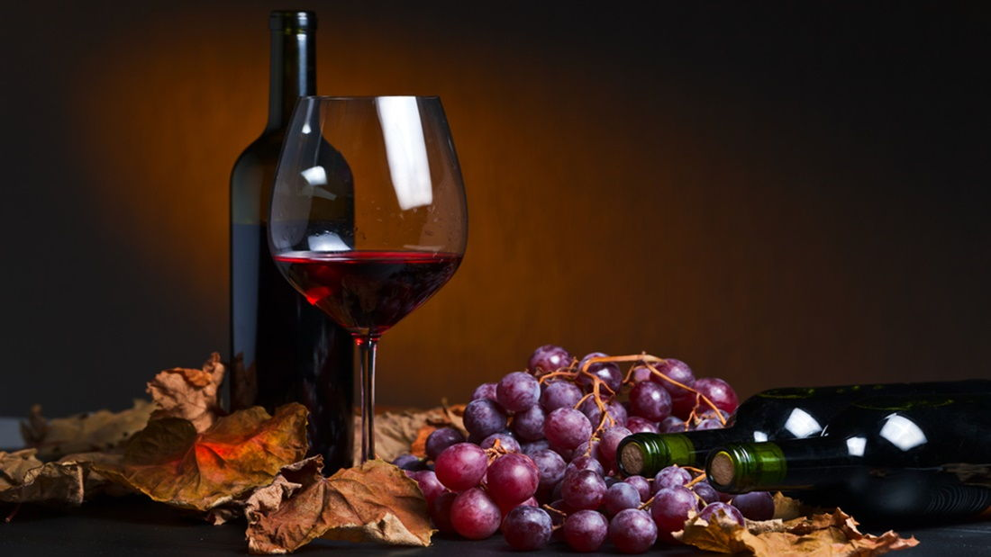 types of dry red wine