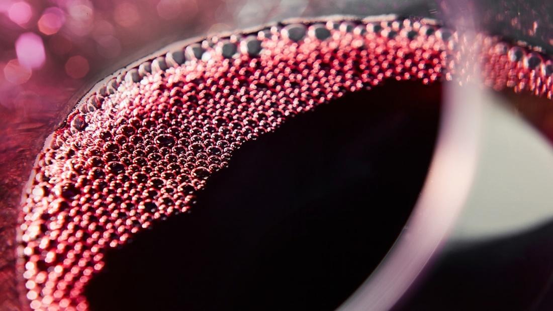 the basics of tasting red wine