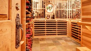 tips to choose the ideal custom wine cellar door