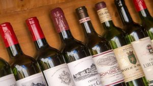 basics of wine cellars and cellaring wine