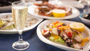 italian sparkling wine prosecco