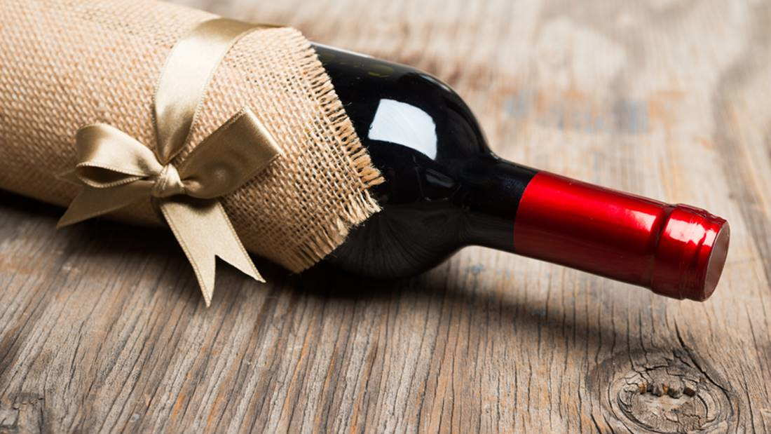gifting a wine