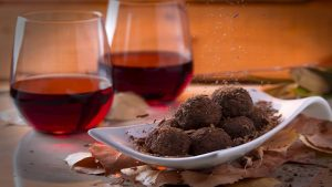 tips to pair chocolate and wine