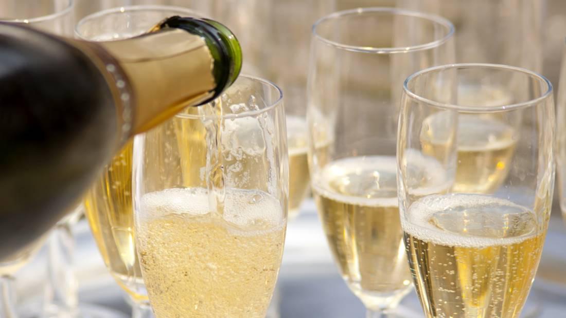 sparkling white wines