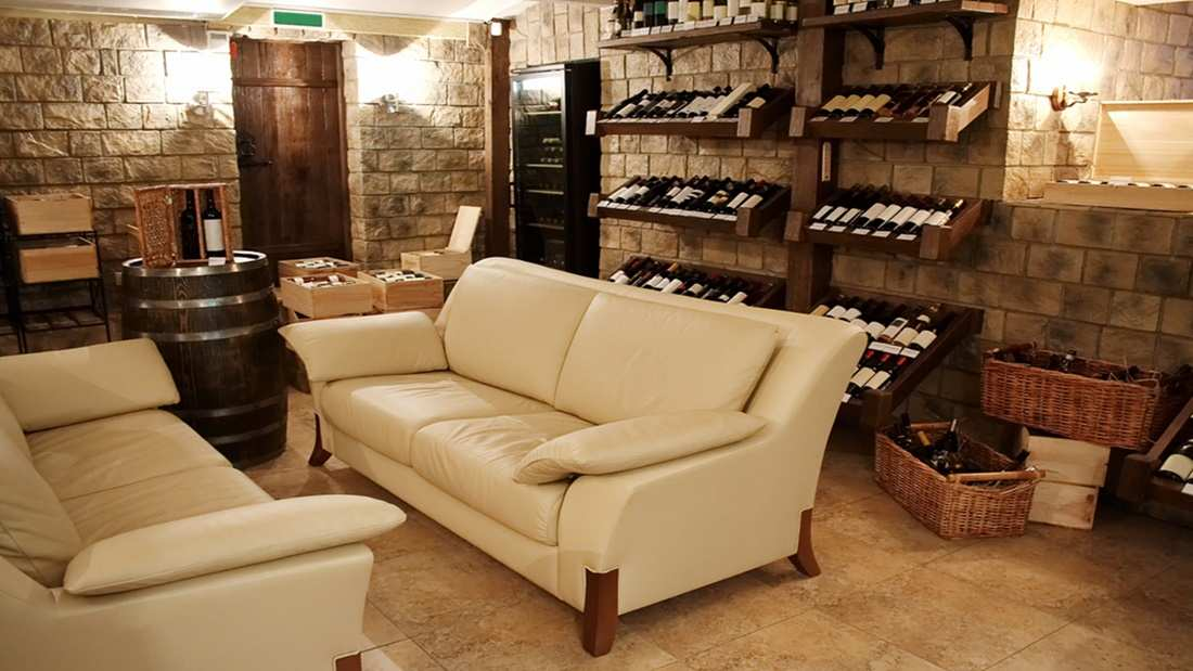 Installing Basement Wine Cellar Design Aspects Signature Cellars
