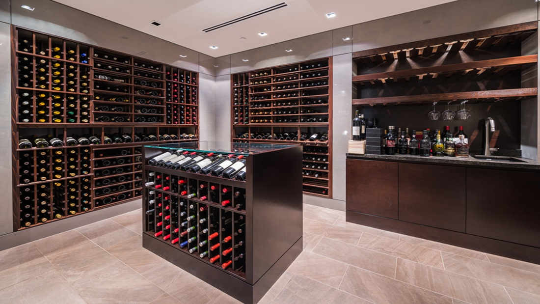Do an Innovation of Your House with Wine Cellar Racks