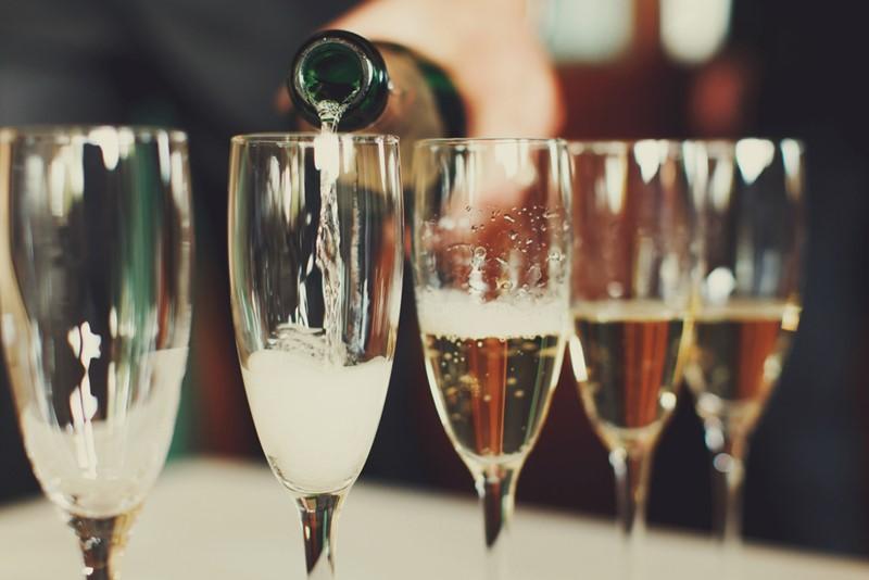 cellar champagne