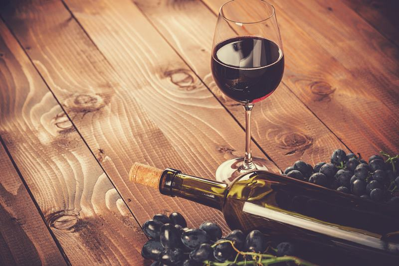 when exactly wine was invented