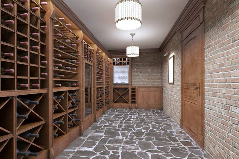 Create Mind-blowing Design of Wine Cellar Racks