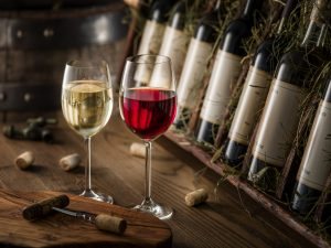 storing your precious wines