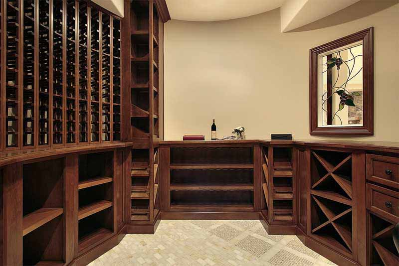 unique wine cellar design ideas