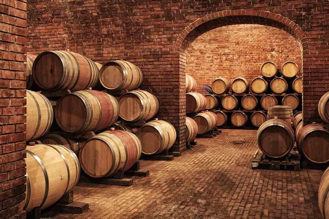 wine cellar origins