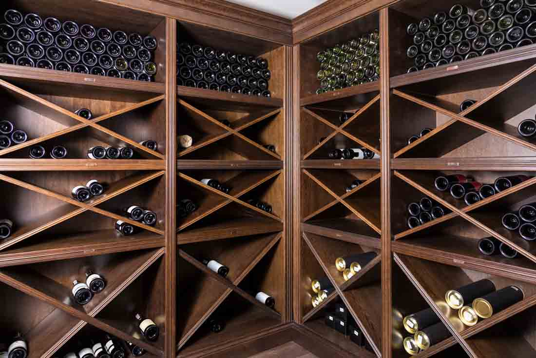 wood you can use for your wine cellar