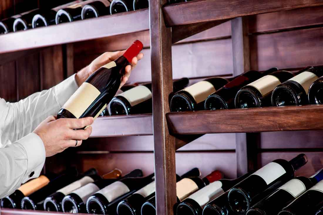 getting your wine cellar lighting right