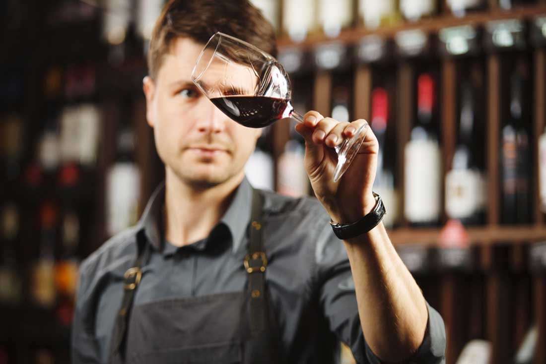 tips to evaluate wine