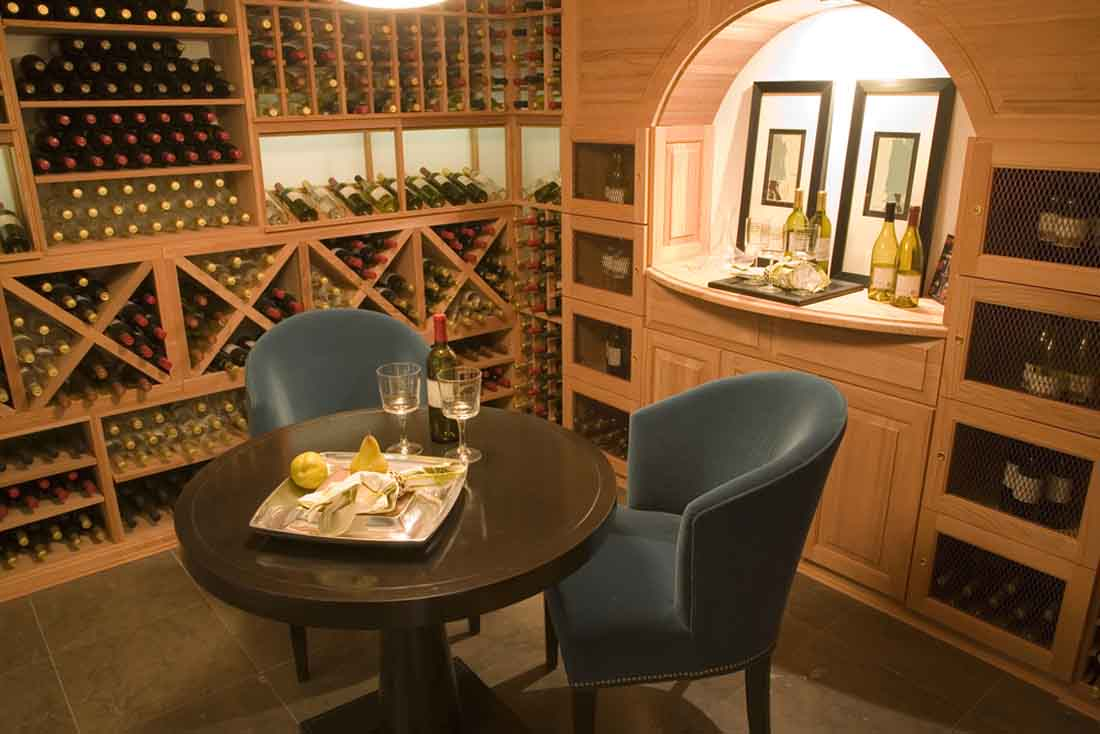 why you need professionals for wine cellar design and installation