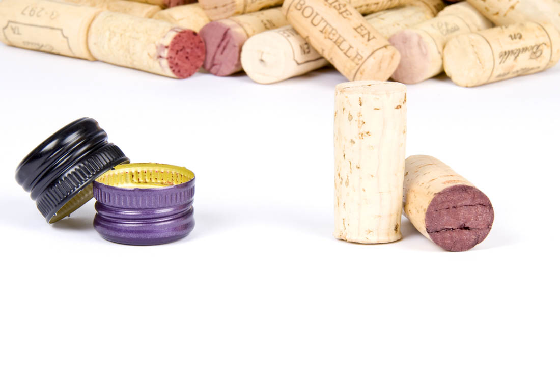 cork or screwcap