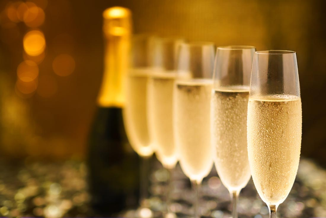 sparkling and semi sparkling wines