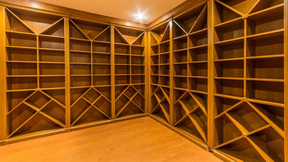 Planning And Making Space For A Wine Cellar In Your Home