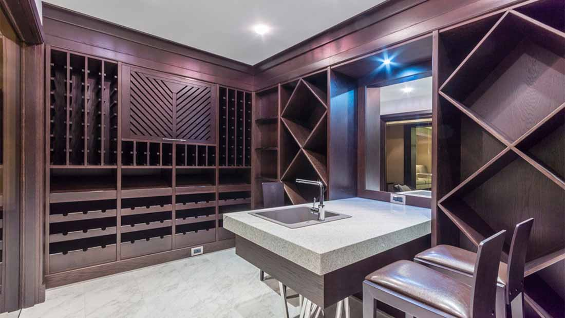 aspects to keep in view when restoring your custom wine cellar