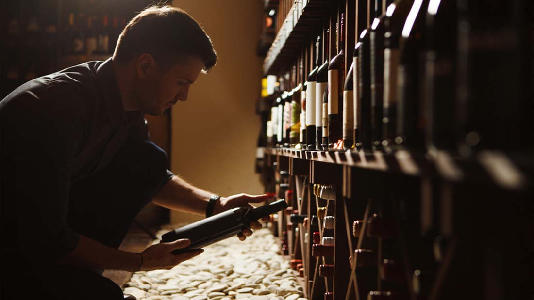 tips to organise your new wine cellar