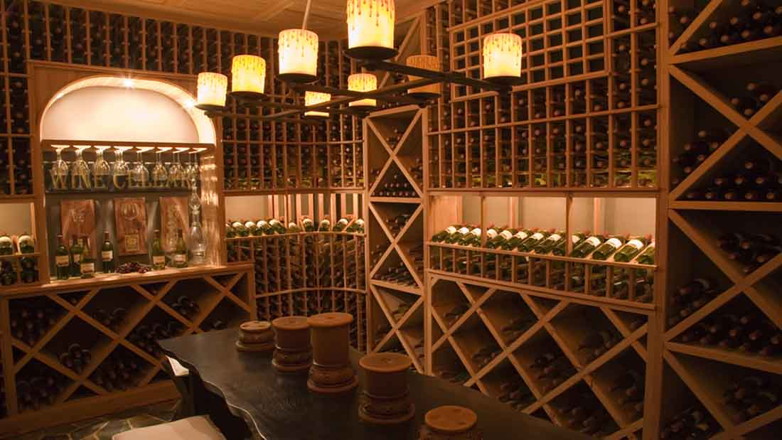 select the right company for wine cellar construction